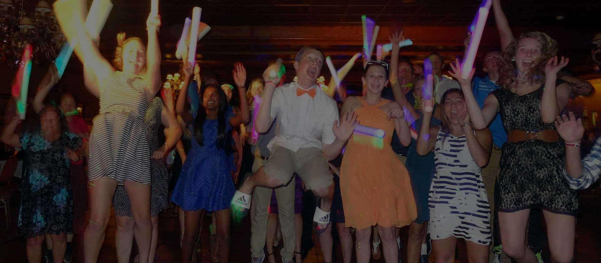 Fun, Energetic Receptions for All Ages