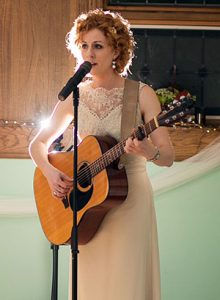 Suzi Lindner, Videographer and Wedding Singer